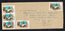 1980  Letter To USA - Pope John Paul II Visit To Kenya - Kenya (1963-...)