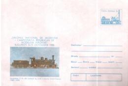 Cover Stationery, Romania 1988 - Interi Postali
