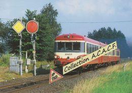 Autorails X 4300 (TER Saint-Dié - Nancy), à Saint-Clément (54) - - Other Municipalities