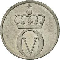 Norvège, Olav V, 10 Öre, 1972, TTB+, Copper-nickel, KM:411 - Norvège