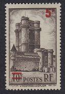 FRANCE Francia Frankreich - 1941 - Yvert 491, Nuovo. - Nuovi