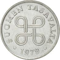 Finlande, Penni, 1979, TTB+, Aluminium, KM:44a - Finlande
