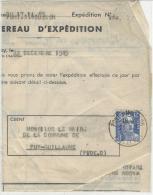 Marianne De Gandon N° 812 Obliteration Pont A Mousson - France
