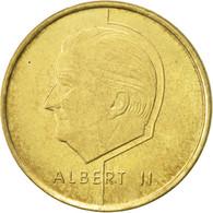 Belgique, Albert II, 5 Francs, 5 Frank, 1998, Brussels, TTB+, Aluminum-Bronze - 03. 5 Francs