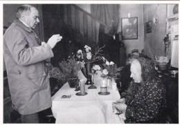 56 - Morbihan -  LE FAOUET  - Chaque Lundi Le Vicaire Celebre Une Courte Messe Chez Les Personnes Agées - France