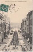 54 - LONGWY  - Grande Rue - Compagnie Cycliste - Longwy