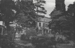 Nans-les-Pins (Var) - Hôtel Chateauneuf, Façade Du Midi - Edition Combier - Carte Non Circulée - Alberghi & Ristoranti