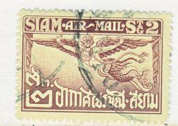 SIAM    C 1  Perf. 14   (o) - Siam