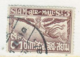 SIAM    C 2   Perf. 14   (o) - Siam