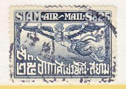SIAM    C 6   Perf. 14   (o) - Siam