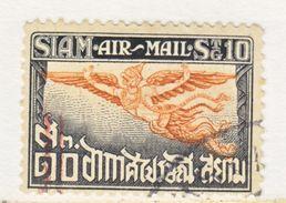 SIAM    C 11   Perf. 12 1/2   (o) - Siam