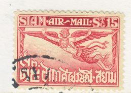 SIAM    C 12   Perf. 12 1/2   (o) - Siam