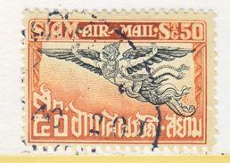 SIAM    C 14   Perf. 12 1/2   (o) - Siam