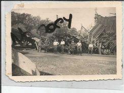 57 ENVIRONS KOENIGSMACKER   PONT CHEMIN DE FER  DETRUIT      PHOTO ALLEMANDE   1940 - Andere Gemeenten