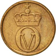 Norvège, Olav V, Ore, 1966, TTB+, Bronze, KM:403 - Norvège