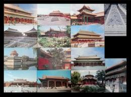 CHINA Lot Of 14 Postcard Unused - Postcards