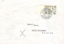 Faroe Letter ... AH981 - Faroe Islands