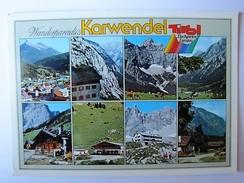 ÖSTERREICH - TIROL - KARWENDEL - Views - Autriche