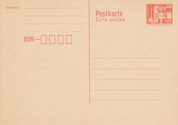 DP 87 I ** Bauwerke Berlin Alexanderplatz - Ohne Druckvermerk - Private Covers - Mint