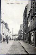 56  LORIENT  LA RUE DU PORT - Lorient