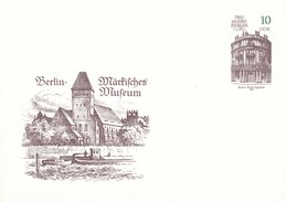 DP 95 **  750 Jahre Berlin - Baudenkmäler - Palais Ephraim - Berlin Märkisches Museum - [6] Democratic Republic