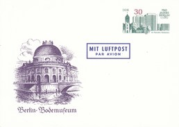 DP 97 **  750 Jahre Berlin - Baudenkmäler - Alt-Marzahn, Neubauten - Berlin-Bodemuseum - [6] Oost-Duitsland