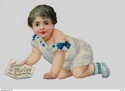 CHROMO Decoupis - Chocolat Poulain - Poulain