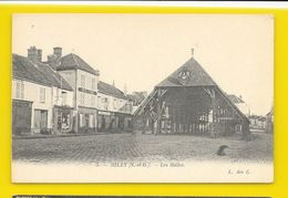 MILLY Les Halles (L Des G) Essonne (91) - Milly La Foret