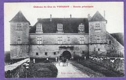 CHATEAU DU CLOS DE VOUGEOT - ENTREE PRINCIPALE - Autres Communes
