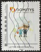 Timbre Personnalisé : Domitys - Gepersonaliseerde Postzegels (MonTimbraMoi)