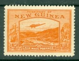 New Guinea: 1939   Bulolo Goldfields   SG212    ½d    MNH - Papua New Guinea