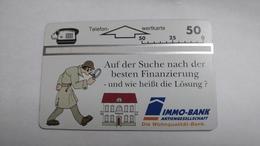 Austria-(p434)-immo-bank-(411l)-(50ein)-tirage-1.175-+1card Prepiad Free - Austria