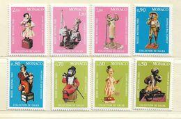 MONACO ( D18 - 4221 )  1983  N° YVERT ET TELLIER  N°  1377/1384   N** - Monaco