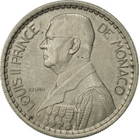 Monaco, Louis II, 10 Francs, 1946, Poissy, SUP, Copper-nickel, KM:123 - Monaco