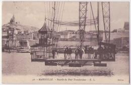 (13) 019, Marseille, EL 50, Nacelle Du Pont Transbordeur - Sin Clasificación