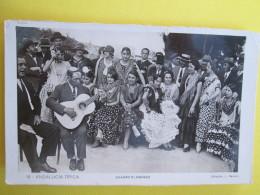 ANDALUCIA TIPICA . CUADRO FLAMENCO - Espagne