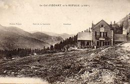 COL DE L IZOARD  ET LE REFUGZ - Sonstige Gemeinden
