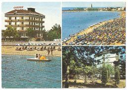 Caorle - Hotel Garden - Lungomare Trieste - 1976 - Altre Città