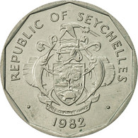 Seychelles, 5 Rupees, 1982, British Royal Mint, SUP, Copper-nickel, KM:51.1 - Seychelles