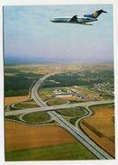AIRPLANE - AK301926 Flughafen Köln-Bonn - Lufthansa - Blick Aus Richtung Autobahnkreuz Flughafen - Aerodrome