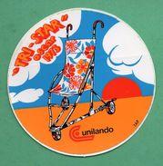 UNILANDO TRI STAR OSCAR 1973 /  AUTOCOLLANT - Autocollants