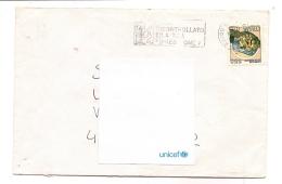 ITALIA 1986 - LOTTA ALLA IPERTENSIONE - CASTELLO DI ROCCA SINIBALDA - 1981-90: Storia Postale