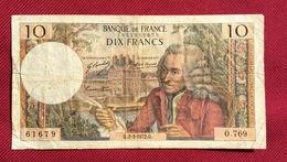 FRANCE 10 FRANCS 1972 - 1962-1997 ''Francs''