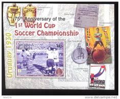 ANTIGUA & BARBUDA  2822 MNH FOOTBALL-SOCCER 2006  FIFA - Fussball