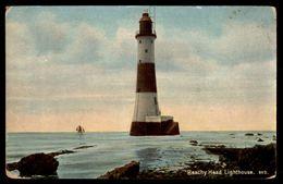 Beachy Head Lighthouse-  England > Sussex  Ref 2672 - England