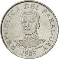 Paraguay, 50 Guaranies, 1988, SUP, Stainless Steel, KM:169 - Paraguay