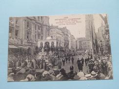 Juweelenstoet - De Moorsche Wagen : Anno 1923 ( Zie Foto´s Voor Details ) !! - Antwerpen