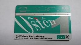Austria-(p660)-RZB-osten-(602l)-(100ein)-tirage-1.000-+1card Prepiad Free - Austria