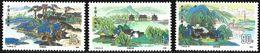Chine / China (1991) - Résidence Impériale De La Montagne Chengde. Jardins Royaux De La Dynastie Qing. MNH. - Neufs