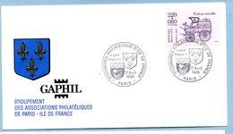 1988 GAPHIL - FDC